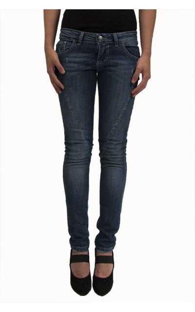 Jeans X-Cape borchie