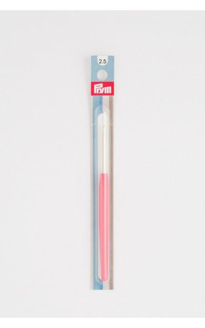 Uncinetto 2,5 mm Prym  impugnatura morbida