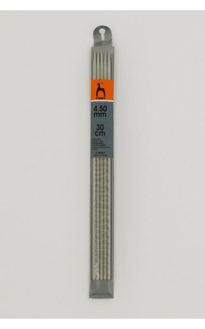 Ferri doppia punta  4,5 mm 30cm
