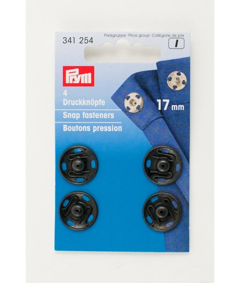 Bottoni a pressione 17 mm Prym