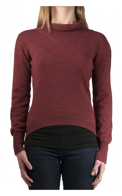 Sweater slim effect