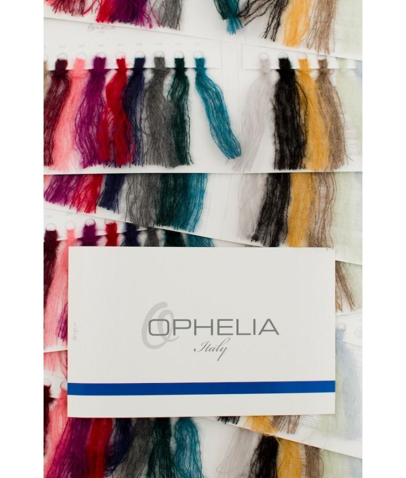 Color Chart Amelia Ophelia Italy