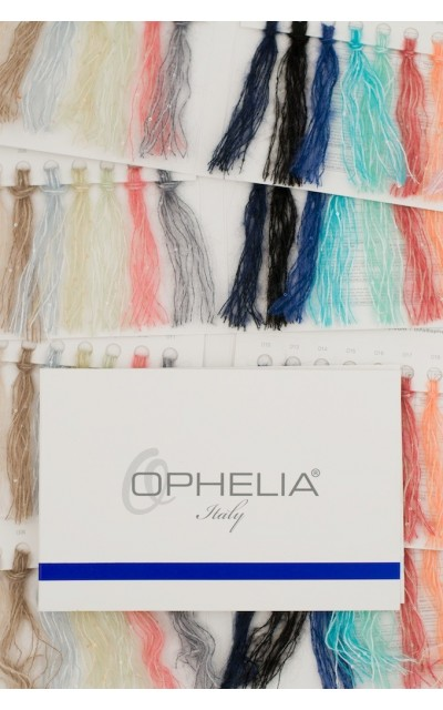 Color chart Amelia Paillettes