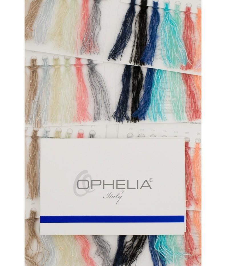 Color chart Amelia Paillettes