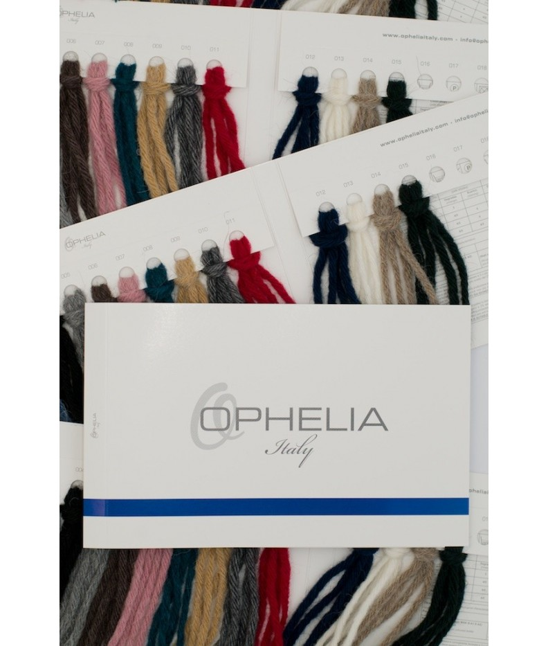 Color Chart Best Ophelia Italy