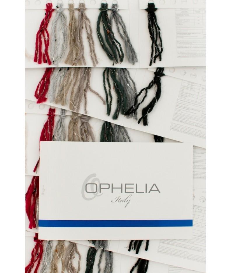 Color Chart Dalia Ophelia Italy