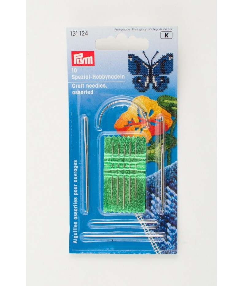 Caft needles assorted Prym