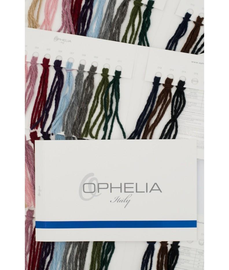 Color chart Sofia