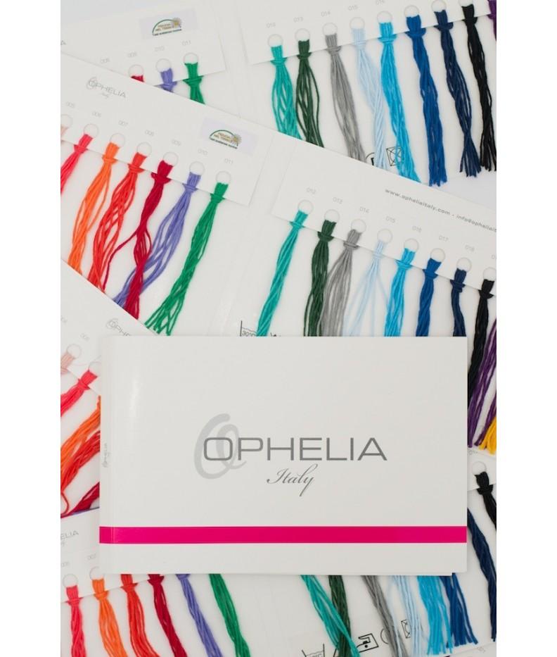 Color chart Stella