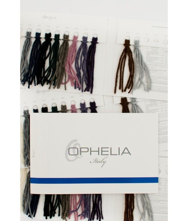 Color Chart Zeus Ophelia Italy