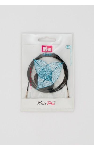 Cavo per punte componibili Knit Pro 120 cm
