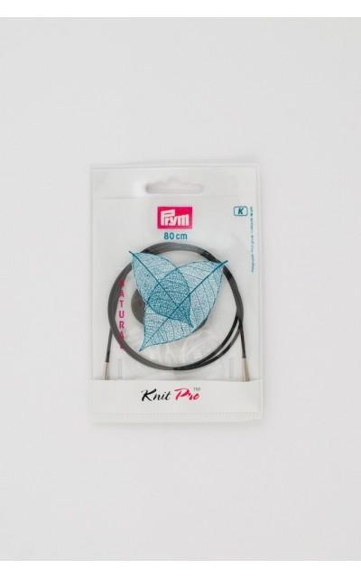 Cavo per punte componibili Knit Pro 80 cm