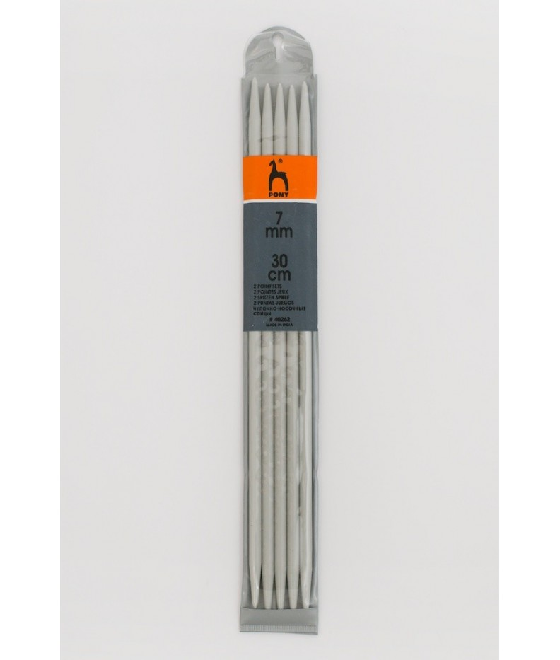 Strumpfstricknadeln 7 mm 30cm