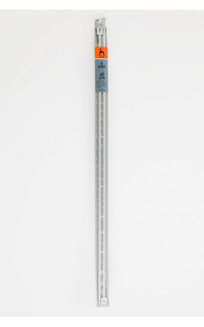 Ferri maglia 6 mm 60 cm Pony