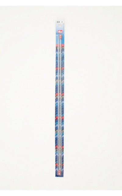 Ferri maglia con pomoli 2.5mm Prym