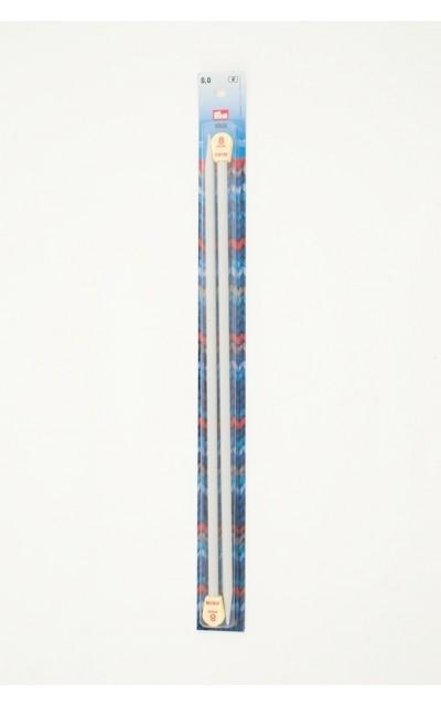 Ferri maglia con pomoli 8 mm Prym