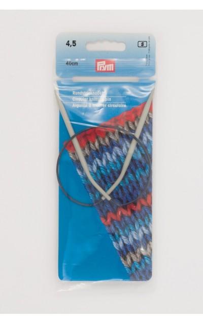 Prym Rundstricknadel  4,5mm 40 cm