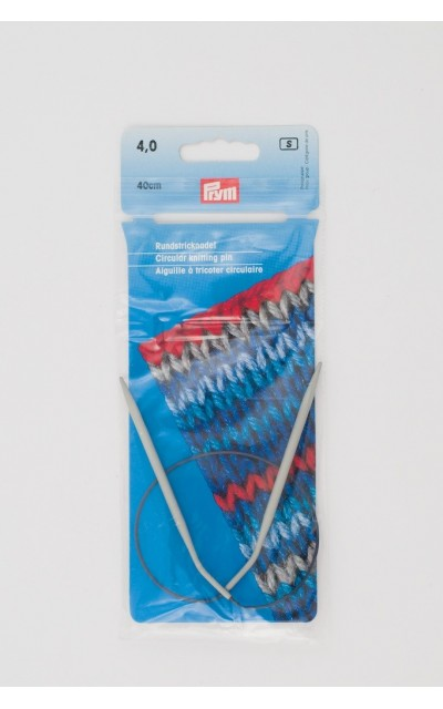 Prym Rundstricknadel 4mm 40cm
