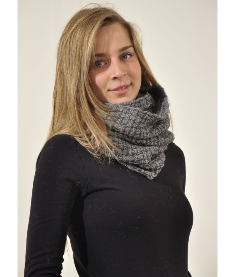 Mock neck 30% mohair