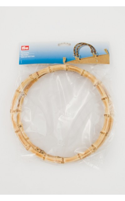 Taschengriffe aus Bambus