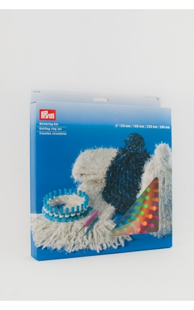 Knitting ring set Prym