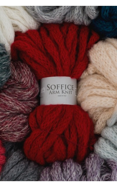Soffice Arm Knit
