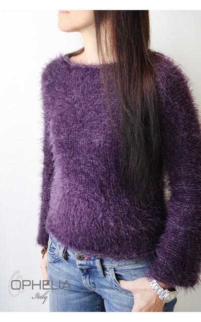 Pull effetto pelliccia