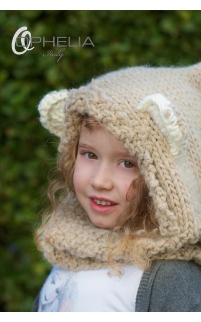 Cappuccio orsetto