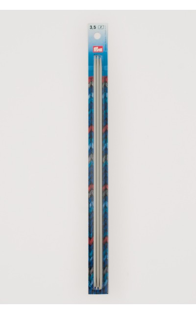 Double - pointed knitting pins US 4 / 30cm