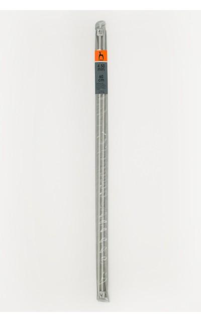 Jackenstricknadeln Pony 4,5 mm länge 60cm