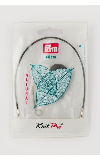 Cavo per punte componibili Knit Pro 40 cm