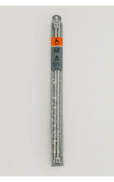 Single-pointed knitting pins US 10,5