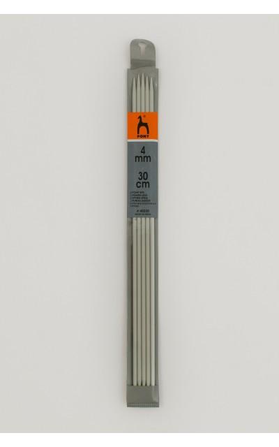 Ferri doppia punta  4 mm 30cm
