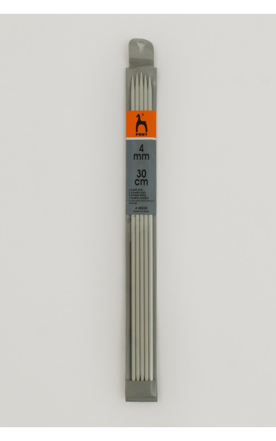 Strumpfstricknadeln 4,5 mm 30cm