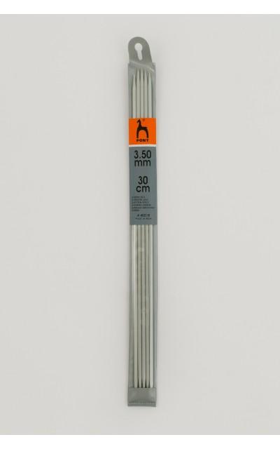 Strumpfstricknadeln 4 mm 30cm