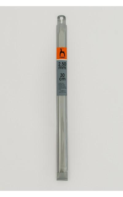 Strumpfstricknadeln 3 mm 30cm