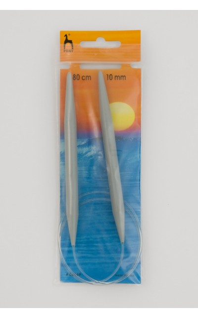 Ferro circolare Prym 10 mm 80 cm