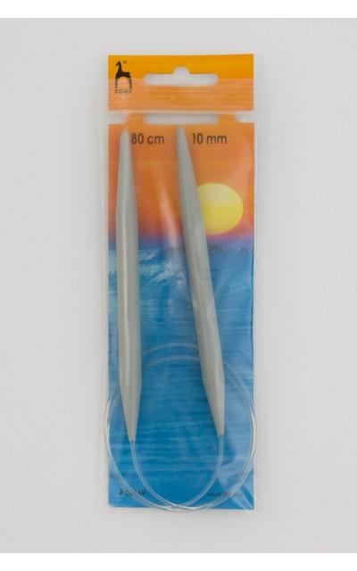 Prym Rundstricknadel 10 mm 80 cm