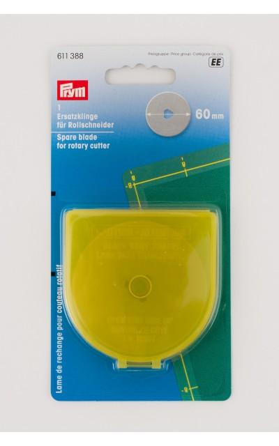 Ersatzklinge für rollschneider 60mm Prym