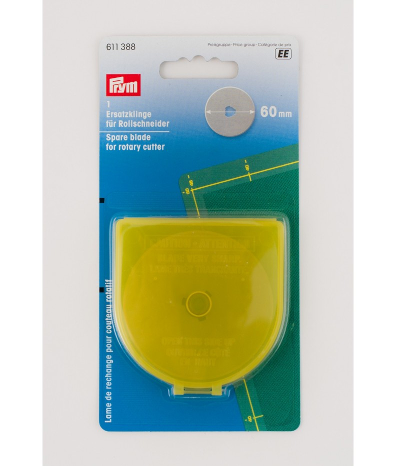 Spare blade for rotary cutter 60mm Prym