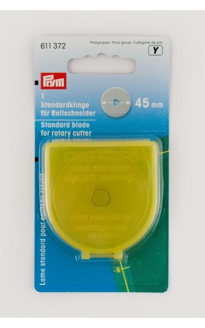 Ersatzklinge für rollschneider 45mm Prym