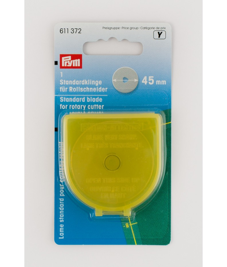 Spare blade for rotary cutter 45mm Prym