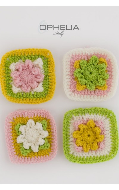 Flower granny square...