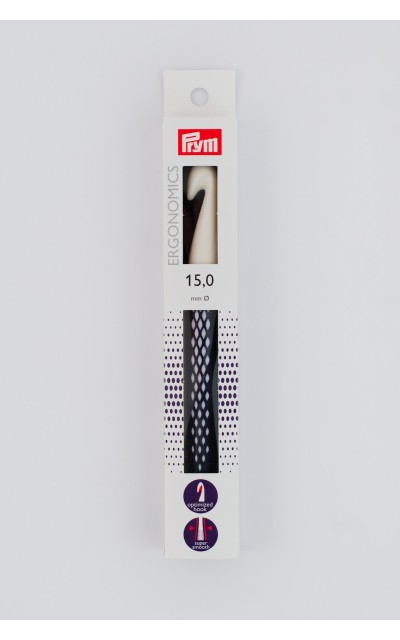 Crochet Hook Prym Ergonomics US P/19