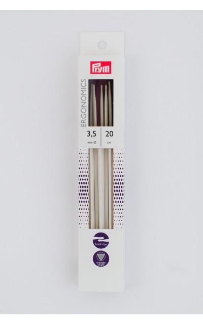 Gioco Ferri Prym Ergonomics 3,5 mm 20 cm