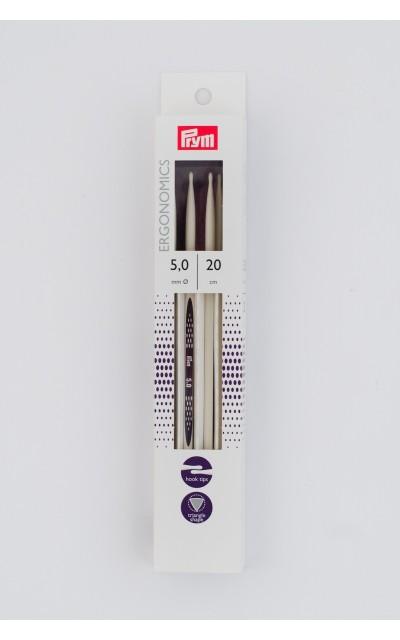 Gioco Ferri Prym Ergonomics 5 mm 20 cm