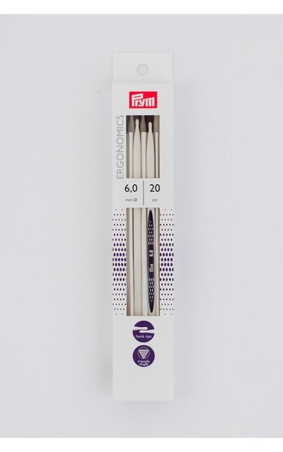 Gioco Ferri Prym Ergonomics 6 mm 20 cm