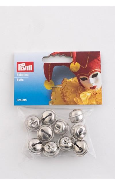Schellen Silber 19mm