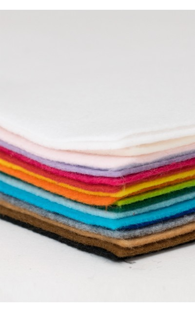 Tuch filz stoff 20x30 cm