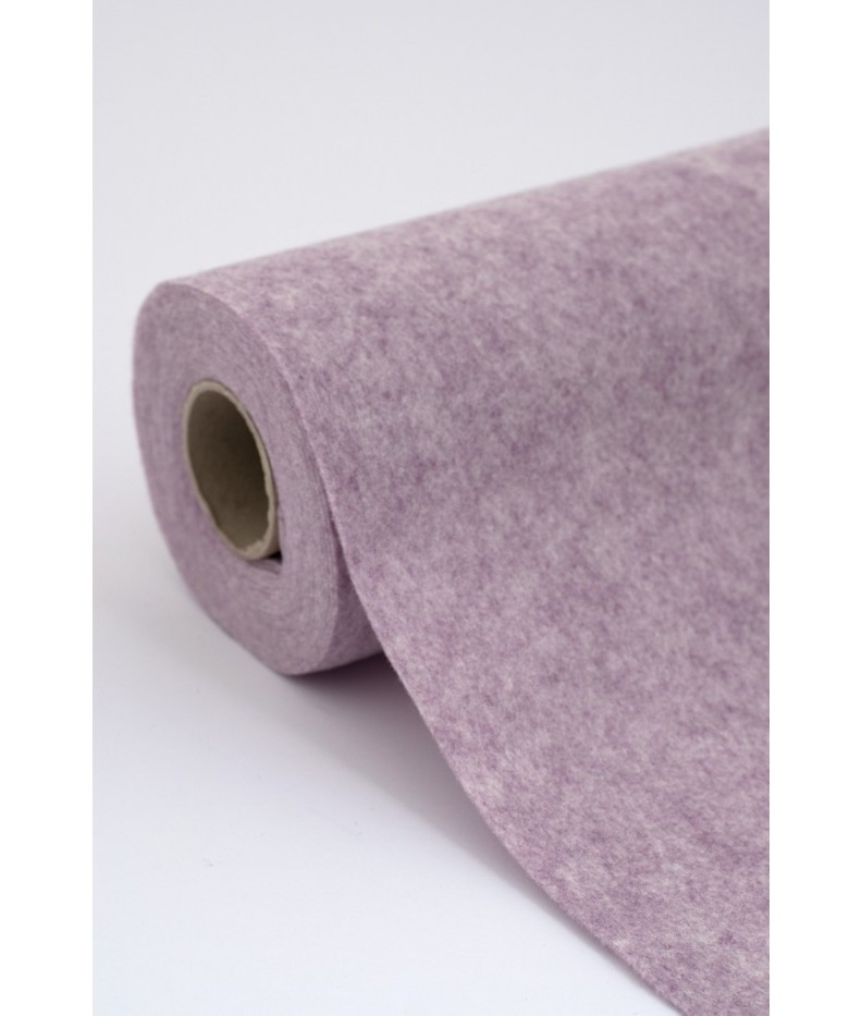 Roll of Cloth felt Melange